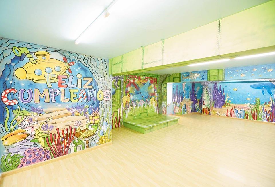 Centro de ocio en Viveiro